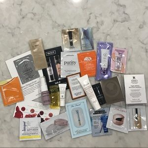 Beauty Haul! 25 Makeup Samples! Brand New